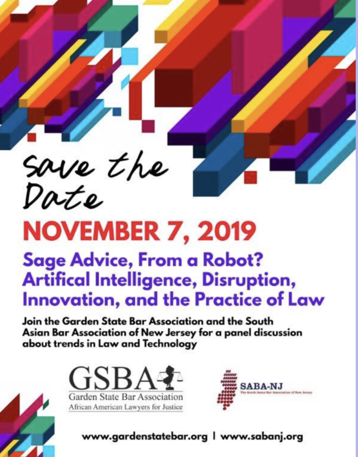 Panel Discussion - Save the Date