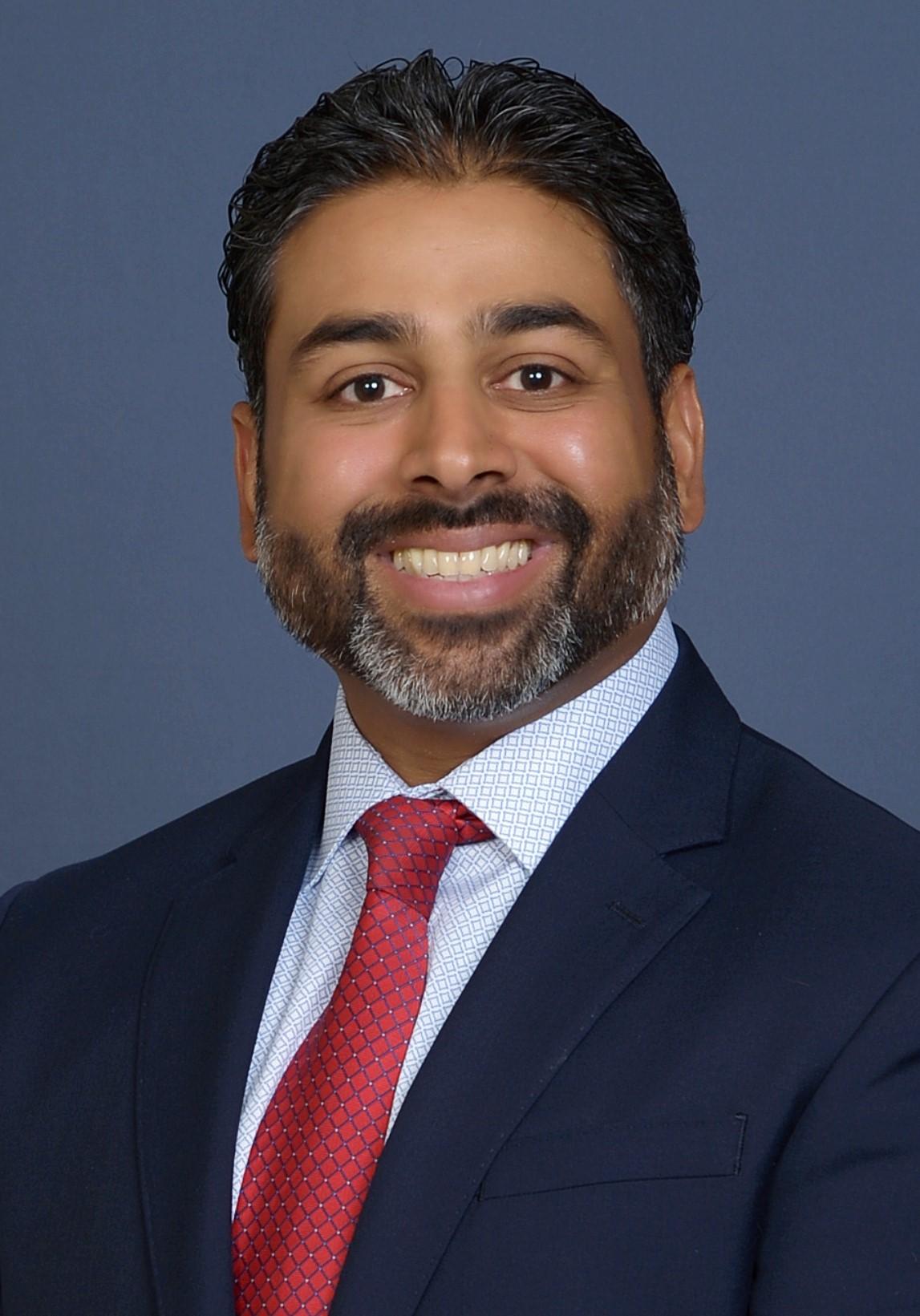 Mahesh Rajan Headshot